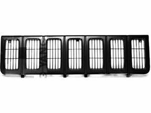 For 1996 1998 Jeep Grand Cherokee Grille Assembly 69884km 1997 Grille Black