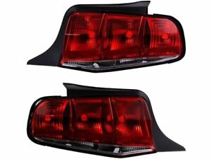 For 2010 2012 Ford Mustang Tail Light Assembly 99425xf 2011 Tail Light Rear