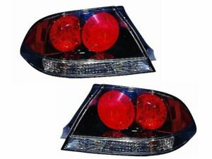 For 2004 2007 Mitsubishi Lancer Tail Light Assembly 48736fz 2005 2006