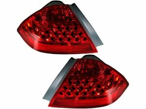 For 2006 2007 Honda Accord Tail Light Assembly Set 23882vy 4dr
