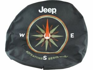 For 2007 2016 Jeep Wrangler Spare Tire Cover 85683tp 2008 2009 2010 2011 2012