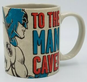 Hallmark Batman Coffee Mug-Cup - To The Man Cave