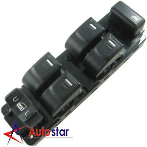 For 2004 2012 Gmc Canyon Chevrolet Colorado Power Window Switch 25779767 Lh