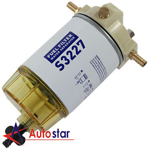 New S3227 Fuel Filter Water Separator Complete Durable For Racor 320r rac 01