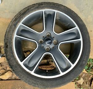 Mini Cooper S R55 R56 R57 R58 17 Alloy Wheel Rim W Tire 7jx17eh2 Et48 6784124