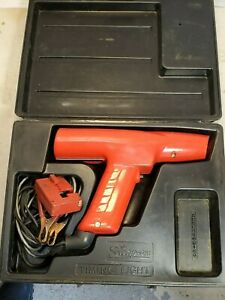 Clean Snap On Model Mt212 Timing Light 12 Volt With Case