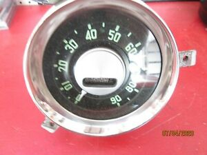 1954 55 Chevy Truck Gauge Speedometer Assembly