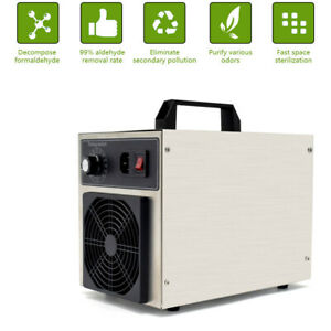 30000mg Ozone Generator Room Air Purifier Smoke Remover Home Ionizer Ozonator