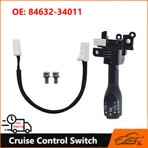 Cruise Control Switch For Toyota Camry Corolla Tundra Rav4 Lexus 84632 34011