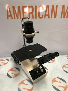 Swift Inverted phase Contrast Microscope Series 100 1 Objective