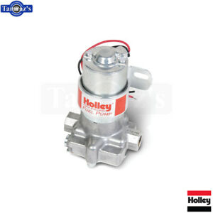 Holley 97 Gph Red Electric Fuel Pump 12 801 1