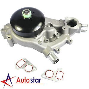 Water Pump Aw6009 For 07 09 Chevrolet Gmc Buick Hummer Saab 4 8l 5 3l 6 0l Ohv