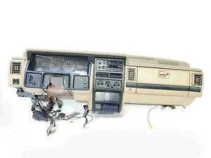 1994 Jeep Grand Cherokee Complete Dashboard Assembly W Radio Speedo Oem Used