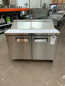 48 Inch Sandwich salad Refrigerated Prep Table