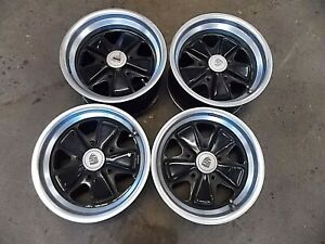 Original Porsche 911 930 964 993 944 7x15 8x15 Fuchs Rims Wheels 911361020