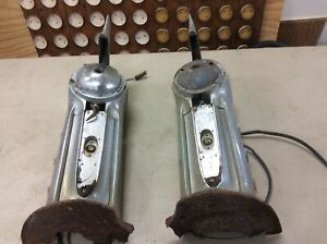 1958 Oldsmobile 88 Tail Lights Pair Rh Lh Pair Original Gm