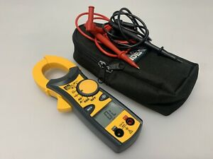Ideal Electrical 61 744 Clamp pro Voltage Ac Clamp Meter W leads And Case