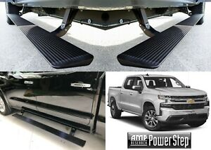 Amp Research 76254 01a Powerstep Electric Running Boards Plug New Free Shipping