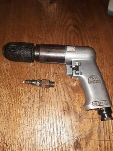 Mac Tools Ad850a Reversible Air Drill Pneumatic Auto Body 3 8 Jacobs Keyless