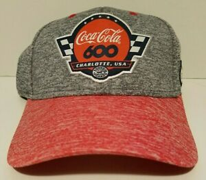 Coca Cola 600 Charlotte USA Motor Speedway May 24  2020 Adjustable Hat