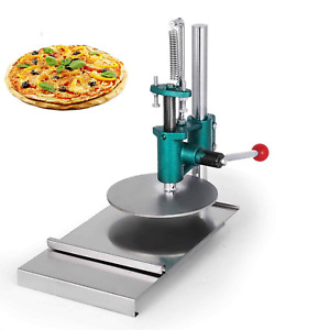 Intbuying Stainless Steel Household Pizza Dough Pastry Manual Press Machine