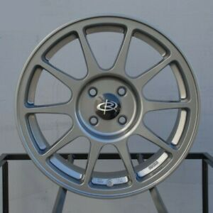 Rota R Spec 16x7 5x114 3 45 Steel Grey Wheels 4 16 Inch Rims