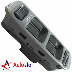 New For 1999 04 Chevrolet Tracker Electric Power Window Master Control Switch