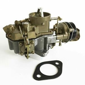 1963 1968 Ford Autolite 1100 Carburetor 6 Cyl Mustang Falcon 170 200 Ci Engines