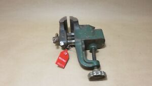 2 1 2 Vintage Clamp On Bench Vise