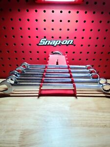 Snap On Oexl705 Extra Long Combination Wrench Set 1 2 9 16 5 8 11 16 And 3 4