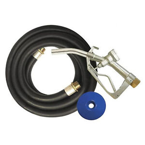 Apache 99000276 0 75 inch Manual Fuel Nozzle Kit For Electric gravity Fed Pumps