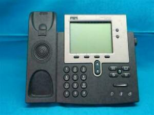 Cisco Systems 7941 Cp 7941g Ip Phone 7900 Series W o Handset