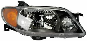 Headlight Assembly 1592082 For 2001 2003 Mazda Protege