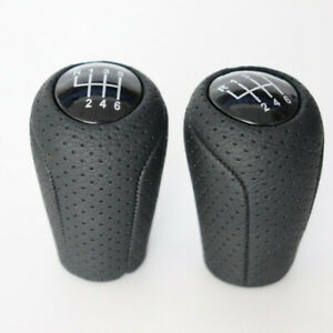Gear Shift Knob For Mazda 3 Bk Bl 5 Cr Cw 6 Ii Gh Cx 7 Er Mx 5 Nc Iii Mt 6 Speed
