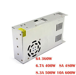 New Dc 60v Single Output Switching Power Supply Ac To Smps For Cnc Led Strip