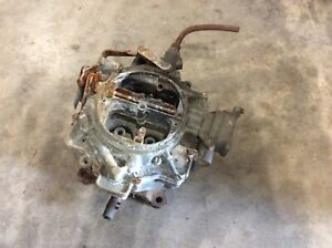 chevrolet 1958 4gc Rochester 4 Barrel Carburetor 348 Engine