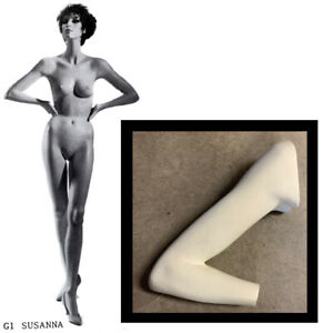 Rootstein G1 Susanna Right Arm Calendar Girls Vtg Mannequin Replacement Part
