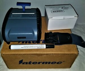 Intermec Pb2a021e Bluetooth Mobile Receipt Thermal Receipt Printer
