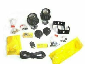Best Quality Hella Micro De Projector Fog Lamp Kit Fits For All Cars Bikes