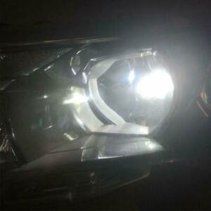 For Chevy Silverado 1500 2500 Hd 2004 2005 2006 Led Headlight Fog Light Bulbs