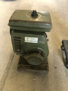 Wisconsin Robin Portable Engine Ey18 3w