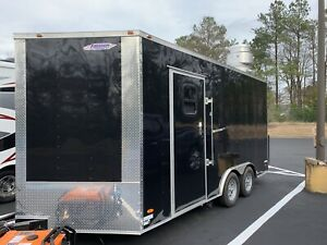 Food Truck concession Trailer