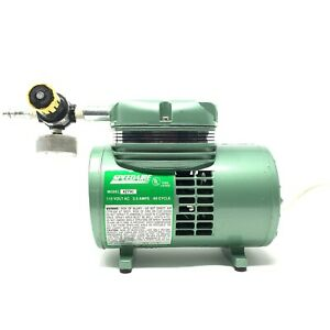 Dayton Speedaire 4z791 Diaphragm Type Air Compressor