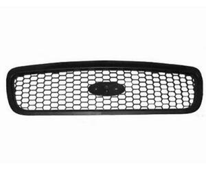 Cpp Grill Assembly For 2001 2011 Ford Crown Victoria Grille