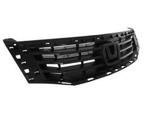 Cpp Grill Assembly For 2008 2010 Honda Accord Grille