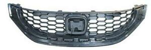 Cpp Grill Assembly For 2013 2014 Honda Civic Grille