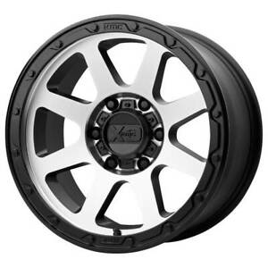 Xd Xd134 Addict 2 17x9 6x5 5 6x139 7 18 Matte Black Machine Wheels 4 17 Inch R