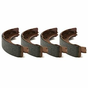 For 1969 1970 Toyota Corolla R1 Concepts Pro Fit Brake Shoes Front