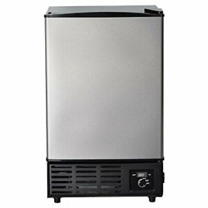 Smad Portable Commercial Ice Maker Under Counter Built in Ice Maker Machine With
