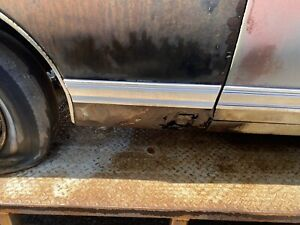 1968 Chevy Caprice 4 Door Hardtop Body Side Trim Rare Hard To Find